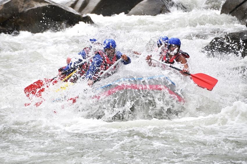 rafting sort
