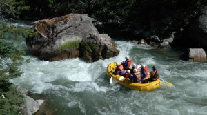 rafting en Asturias