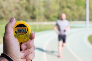 calculadora de tiempos maraton