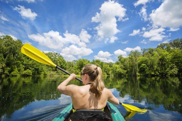kayak desmontable