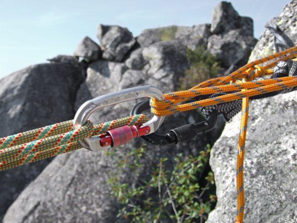 nudos de escalada
