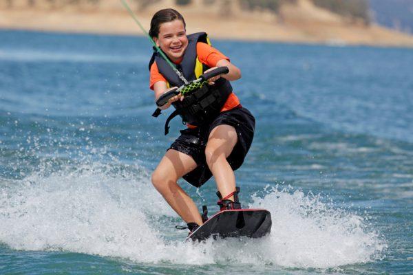 chaleco wakeboard