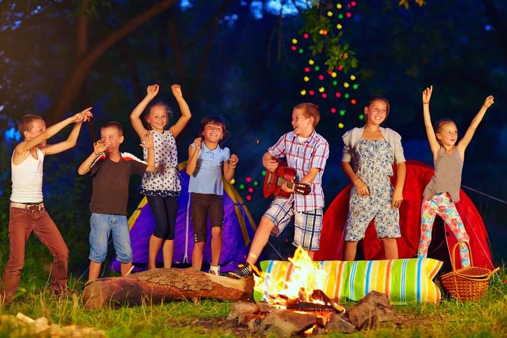 juegos de campamentos de verano