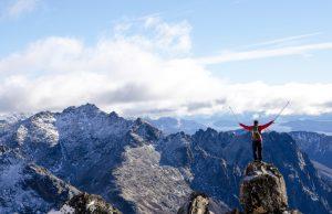 Deporte de aventura en la patagonia