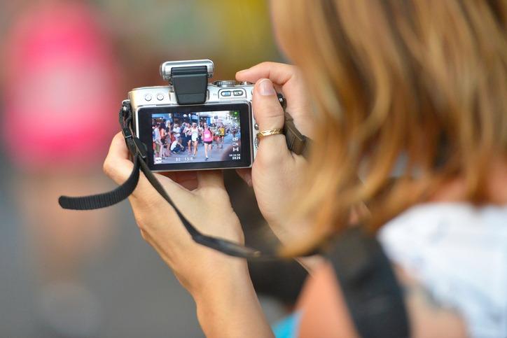 fotografía carrera